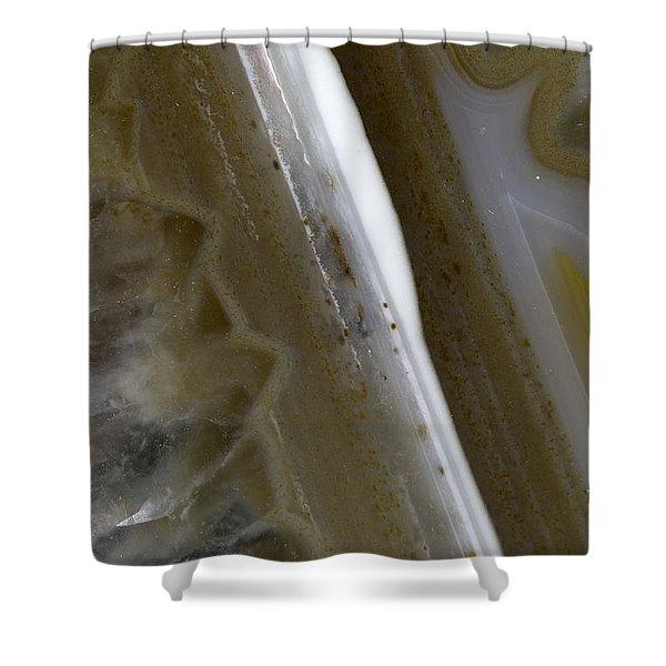 Earth Portrait 005 Shower Curtain
