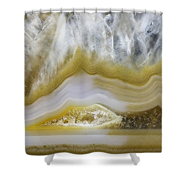 Earth Portrait 006 Shower Curtain