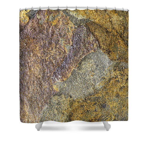 Earth Portrait 011 Shower Curtain