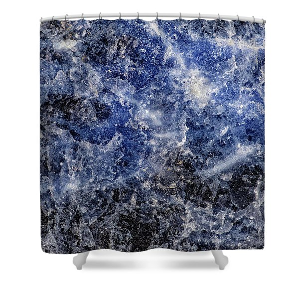 Earth Portrait 286 Shower Curtain
