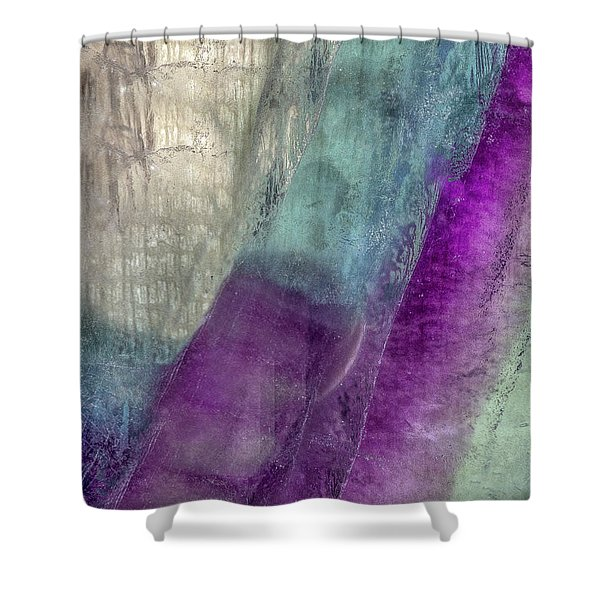 Earth Portrait 296 Shower Curtain