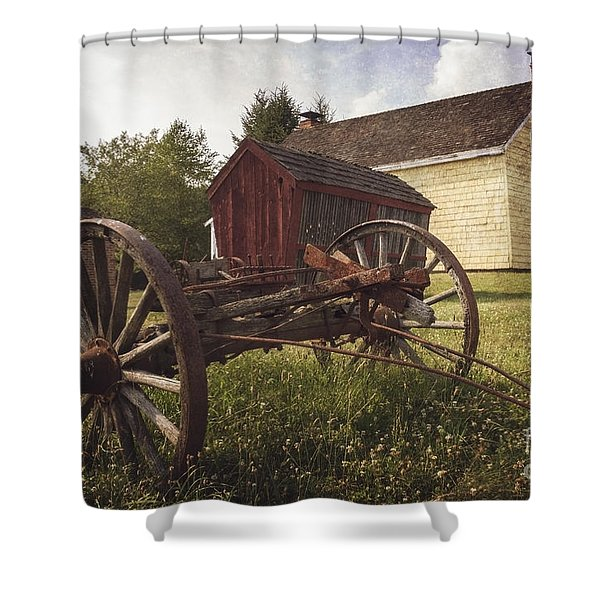 East Jersey Olde Town Shower Curtain
