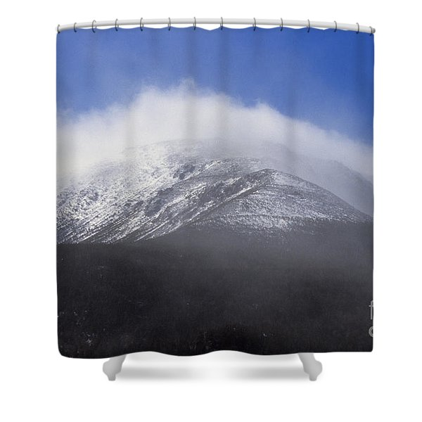 Shower Curtain featuring the photograph Eastern Slopes Of Mount Washington New Hampshire Usa by Erin Paul Donovan