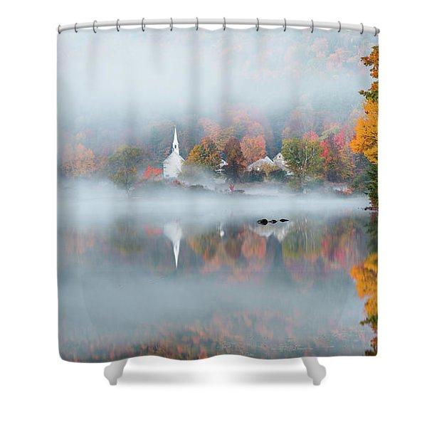 Eaton, Nh Shower Curtain