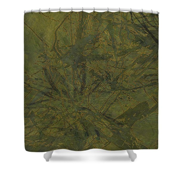 Edition 1 Kelp Shower Curtain