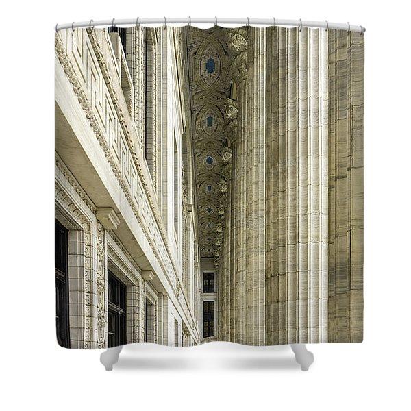 Education Shower Curtain