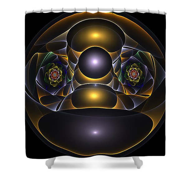 Efflorence Shower Curtain