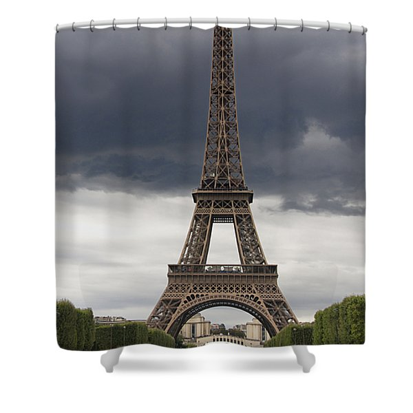 Eiffel Tower. Paris Shower Curtain