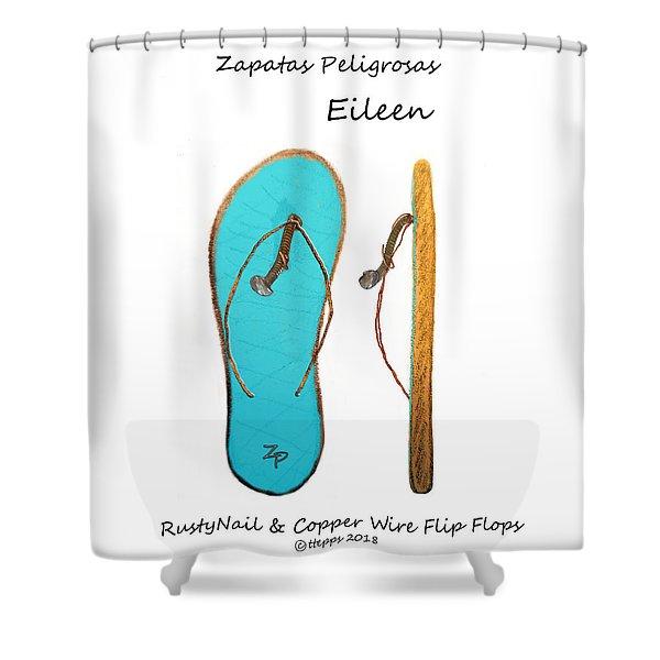 Eileen Shower Curtain