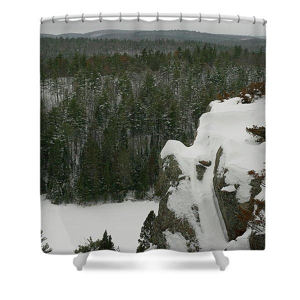 El Nido Shower Curtain