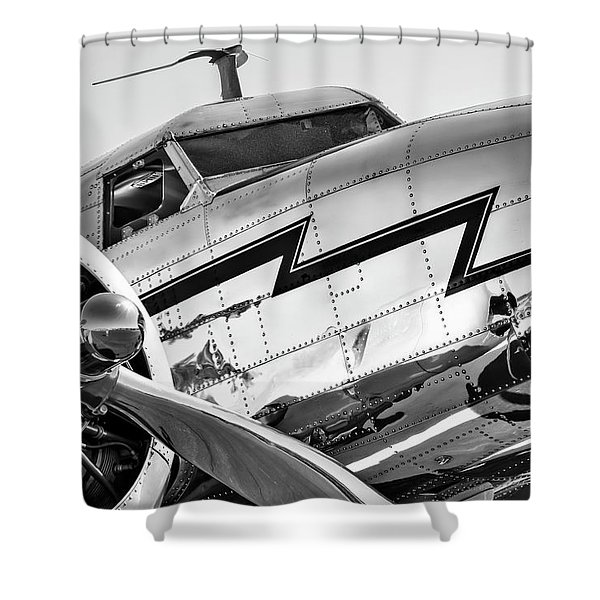 Electra Shower Curtain