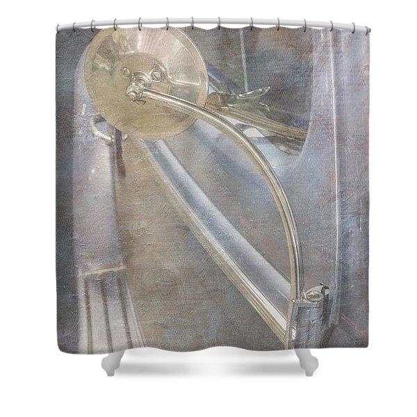 Elegant Details Shower Curtain