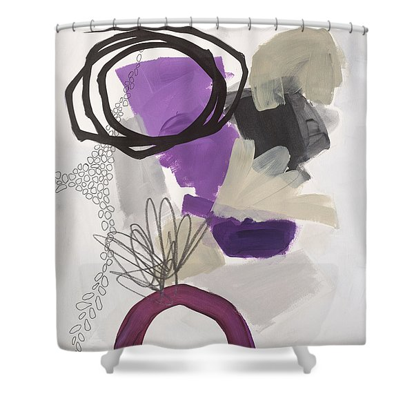 Element # 10 Shower Curtain