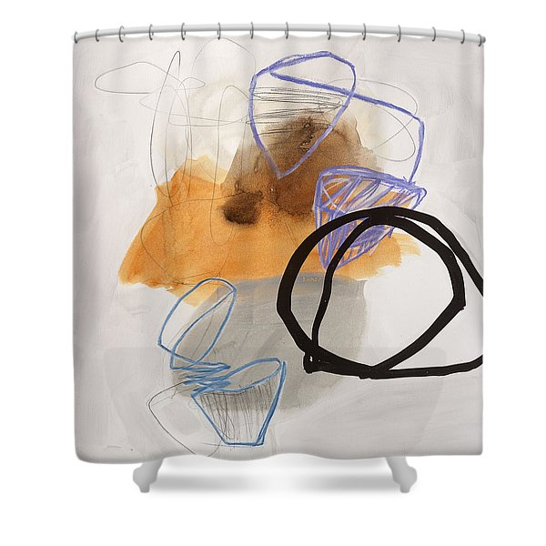 Element # 5 Shower Curtain