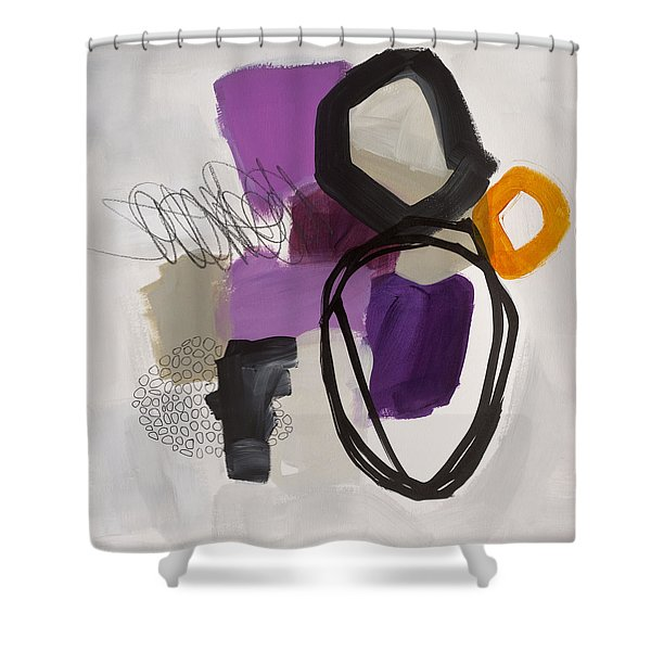 Element # 6 Shower Curtain
