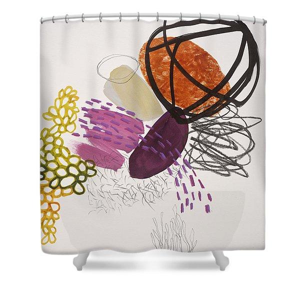 Element # 9 Shower Curtain
