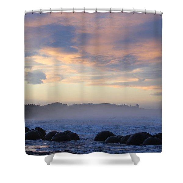 Elephant Rocks Shower Curtain