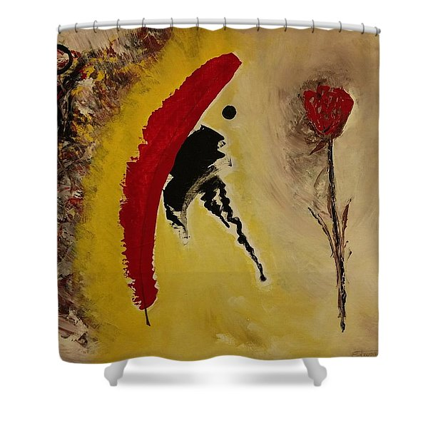 Elixir Of Love Shower Curtain