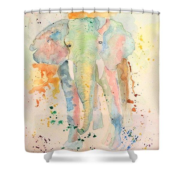 Elley Shower Curtain
