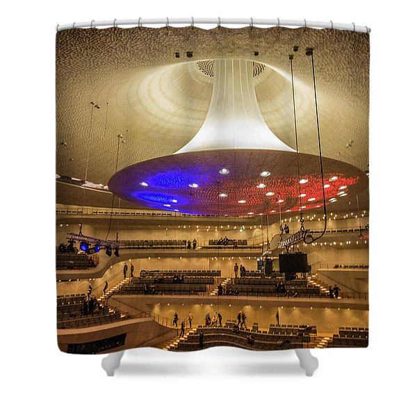 Elphi Hamburg Shower Curtain