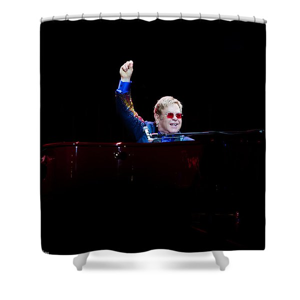Elton Shower Curtain