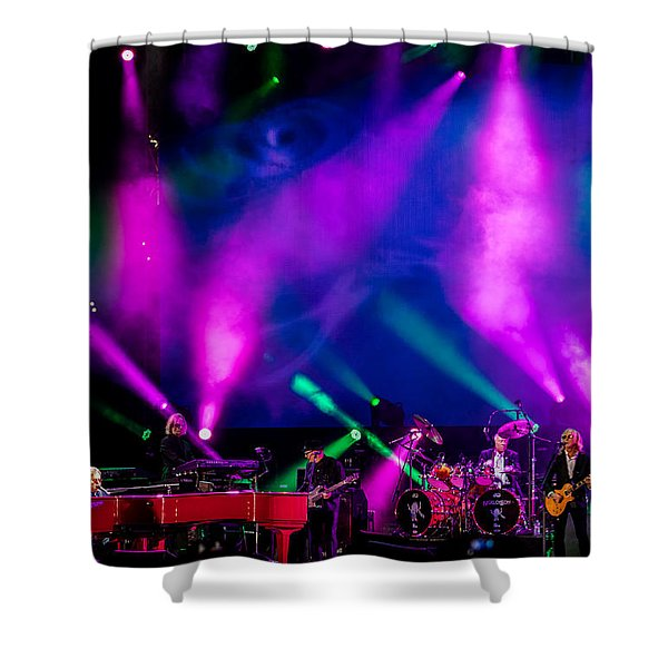 Elton John In 2015 Shower Curtain