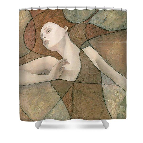 Elysium Shower Curtain