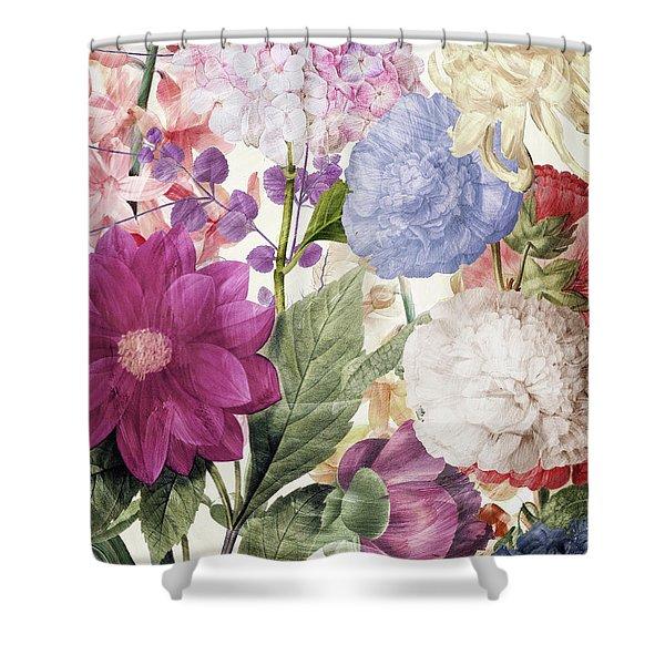 Embry II Shower Curtain