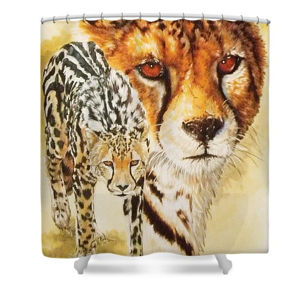 Eminence Shower Curtain