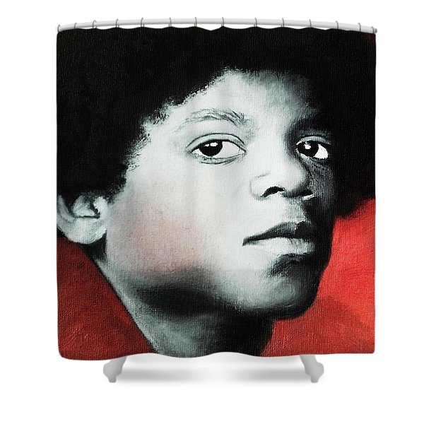 Empassioned Shower Curtain