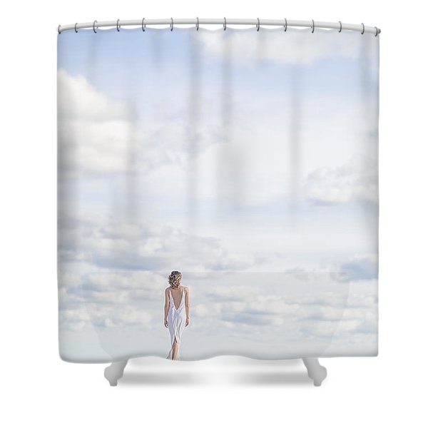 Endlessly Shower Curtain