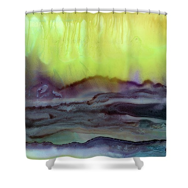 Enlighten The Captious Minds Shower Curtain