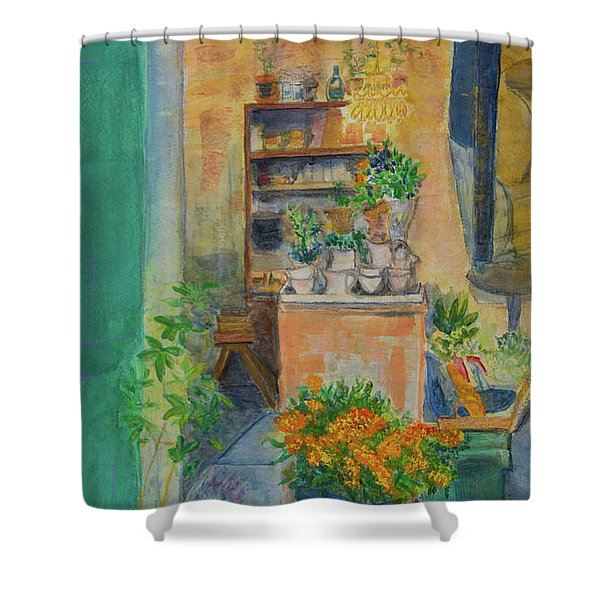 Epicure Shower Curtain