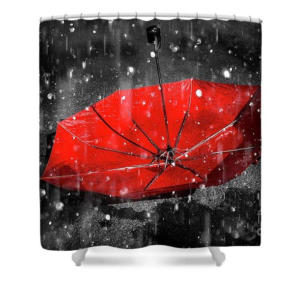 Epiphany Shower Curtain