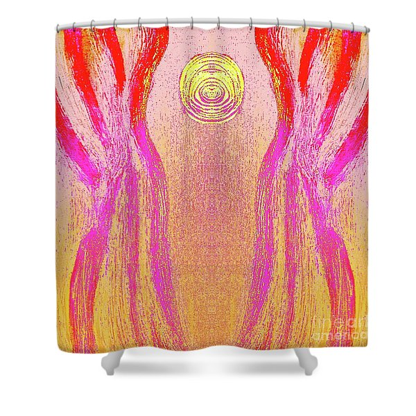 Equipoise Shower Curtain