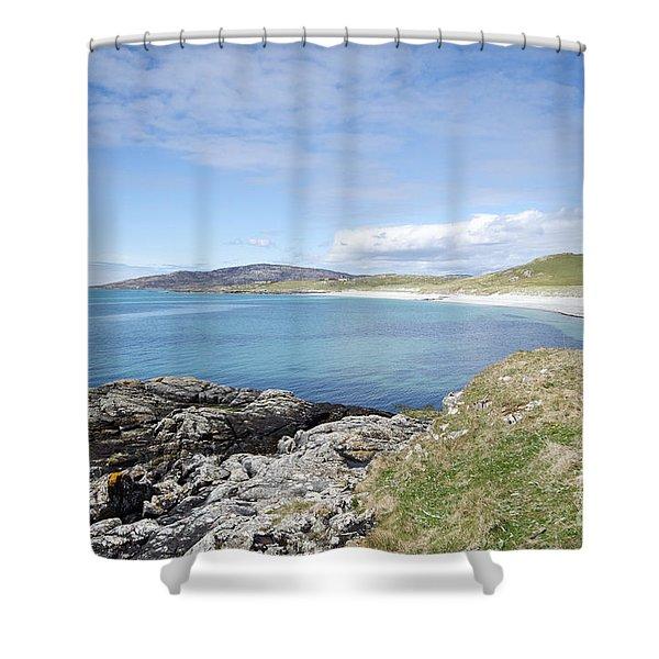 Eriskay Bay Shower Curtain