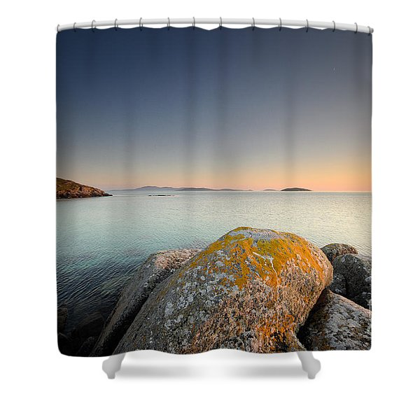 Eriskay Dusk Shower Curtain