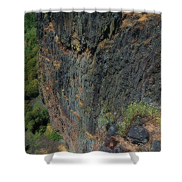 Erosion Of Flow Shower Curtain
