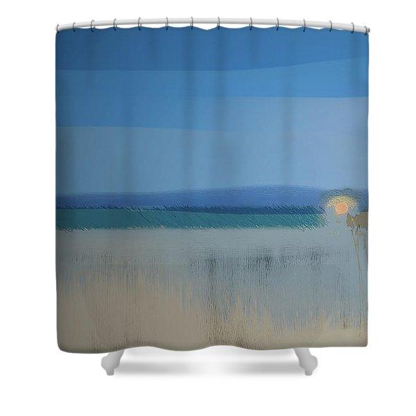 Essentials Shower Curtain