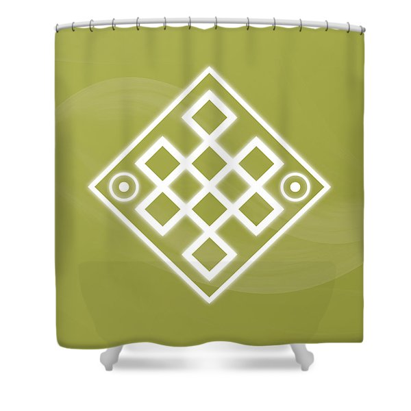 Eternal Soul Shower Curtain