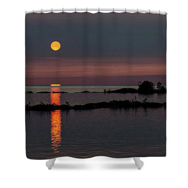 Eternal Summer Shower Curtain