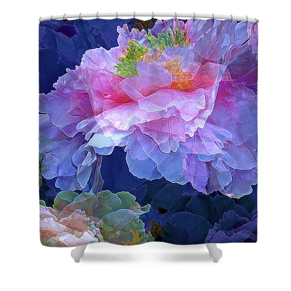 Ethereal 10 Shower Curtain