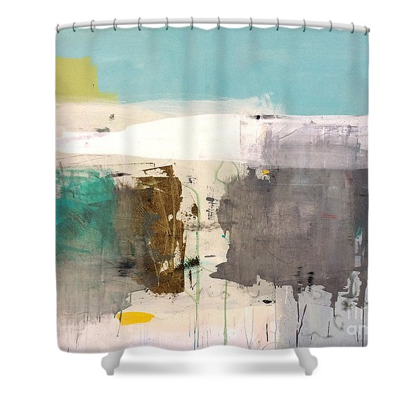 Evasion Shower Curtain