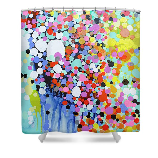 Every Second Shower Curtain