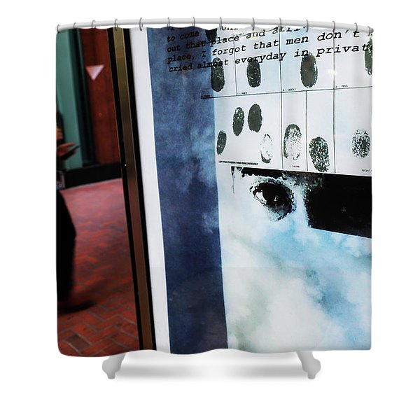 Everyday Is Private Shower Curtain