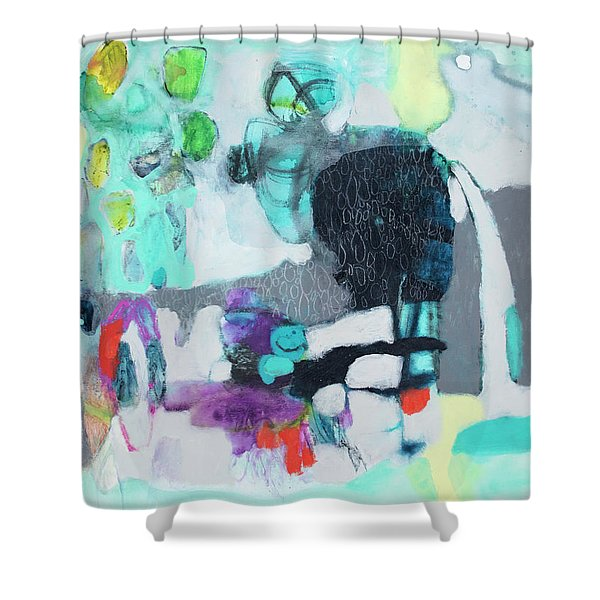 Exactly Like That Shower Curtain