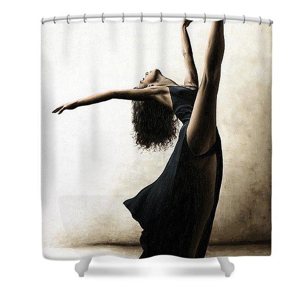 Exclusivity Shower Curtain