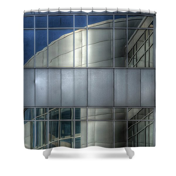 Exeter Hospital Shower Curtain