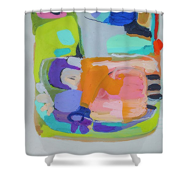 Explanations Shower Curtain