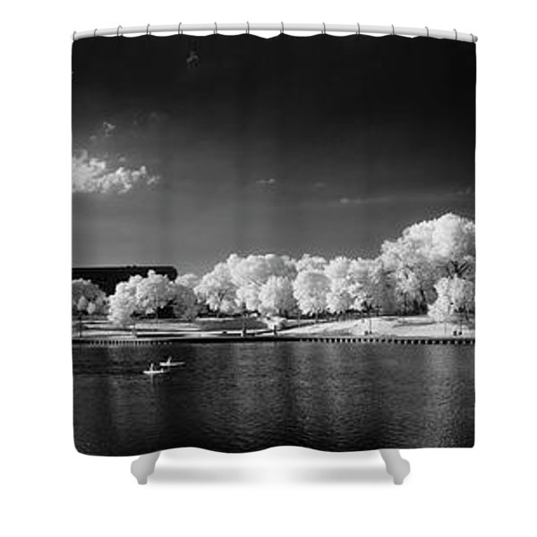 Exploring Ir Shower Curtain